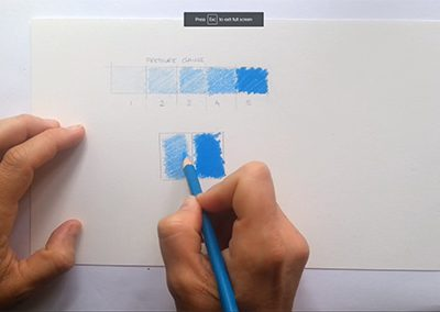 Layering Pencils - Techniques Tutor